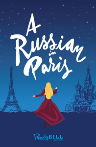 A Russian in Paris Print