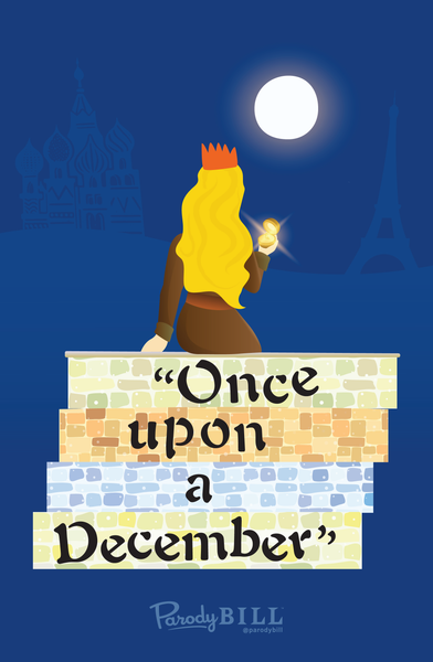 Once Upon a December Print