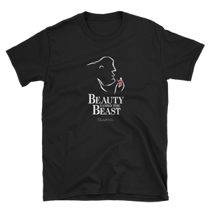 Beauty Tamed the Beast Graphic Tee