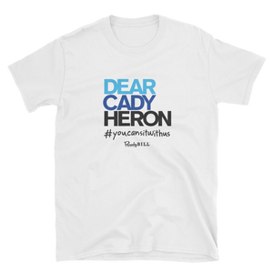 Dear Cady Heron Graphic Tee (blue logo)