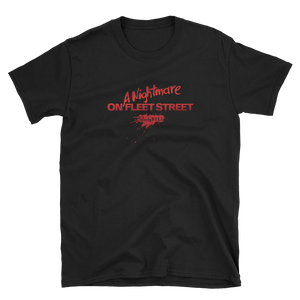 Nightmare on Fleet Street - Graphic Tee