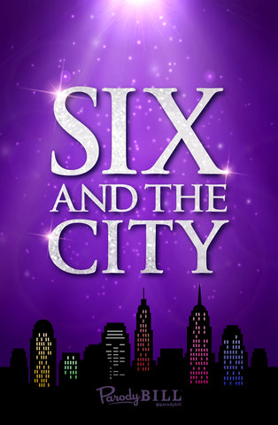 Six and the City Print