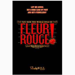 Fleur Rouge Collectible Card