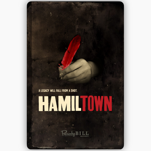 Hamiltown Sticker