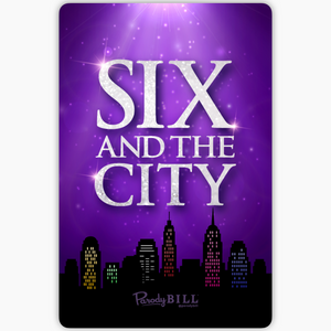 Six and the City Sticker