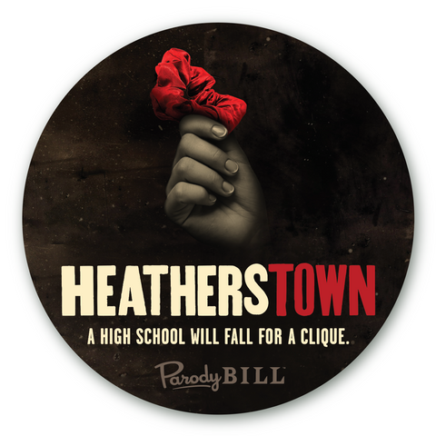 Heatherstown Die Cut Sticker