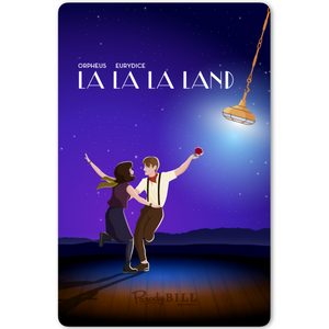 La La La Land Sticker