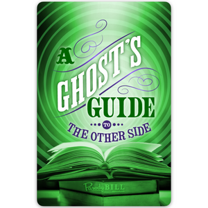 Ghost's Guide to the Other Side Sticker