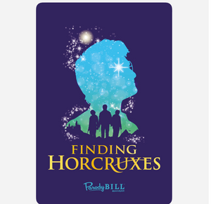 Finding Horcruxes Sticker