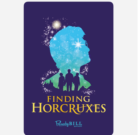 Finding Horcruxes Collectible Card