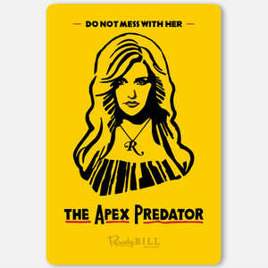 Apex Predator Sticker