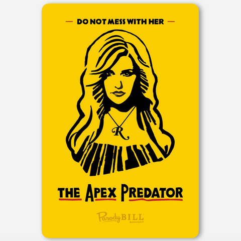 Apex Predator Collectible Card