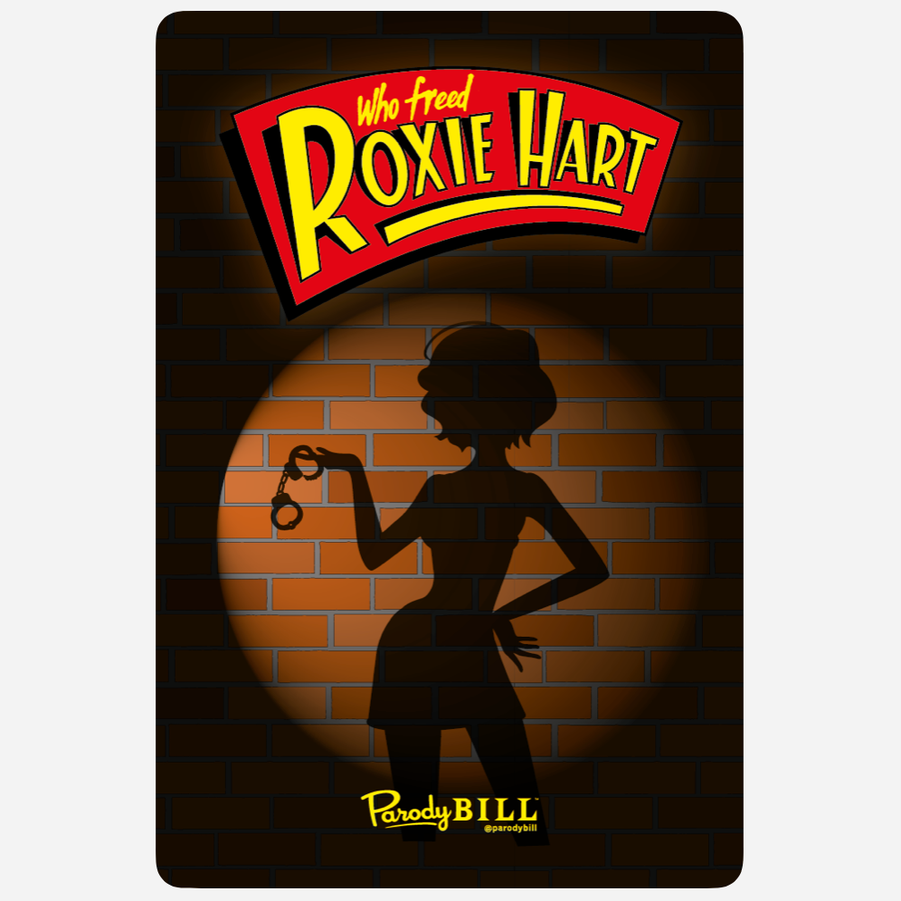 Who Freed Roxie Hart Sticker