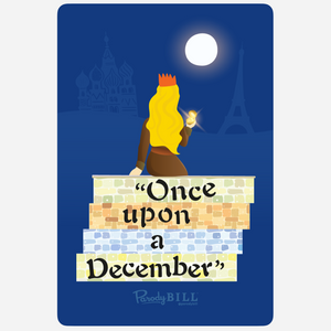Once Upon a December Collectible Card