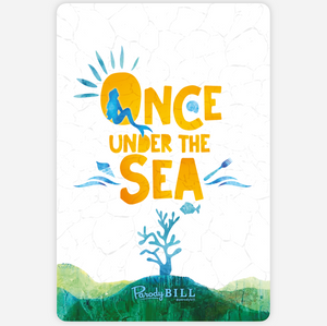 Once Under the Sea Sticker