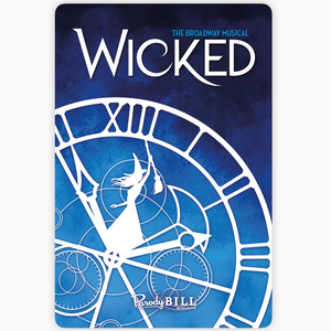 Wickedly Frozen Collectible Card
