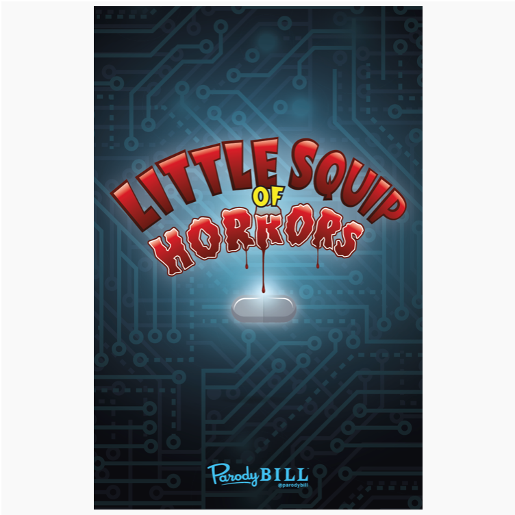 Little Squip of Horrors Collectible Card
