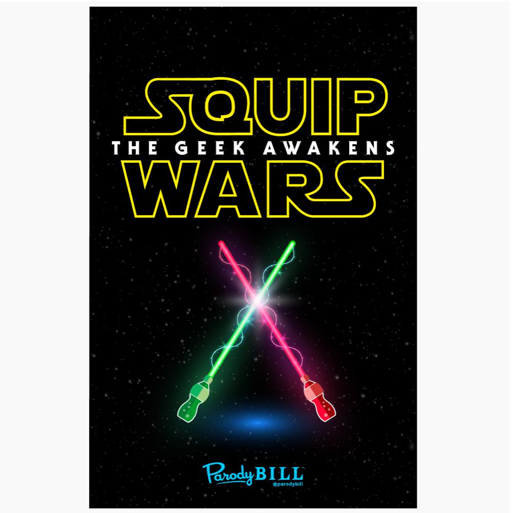 SQUIP WARS Collectible Card