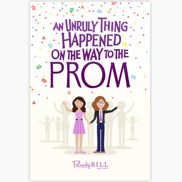 An Unruly Thing Happened on the Way to the Prom Collectible Card