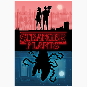 Stranger Plants Collectible Card