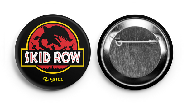 Skid Row Button