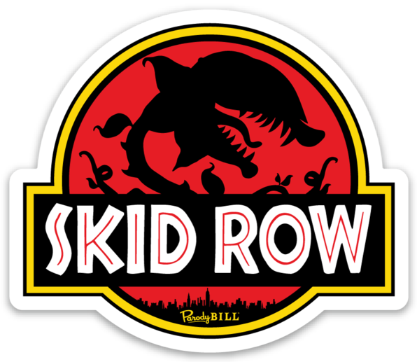 Skid Row Magnet
