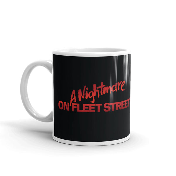 Nightmare on Fleet Street - Mug