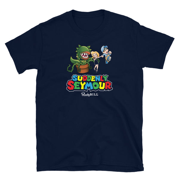 Suddenly Seymour Graphic Tee