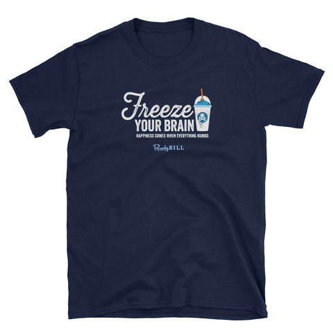 Freeze Your Brain - Graphic Tee