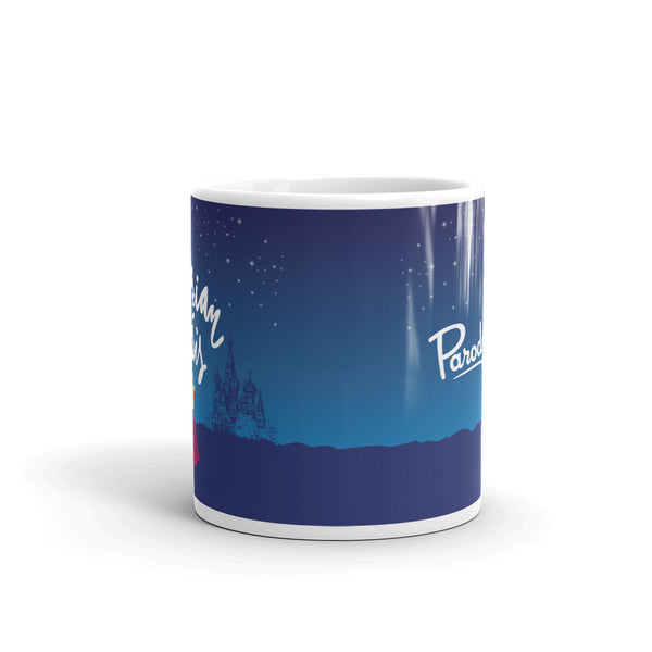 A Russian in Paris Mug
