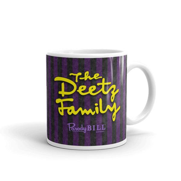 The Deetz Family Mug