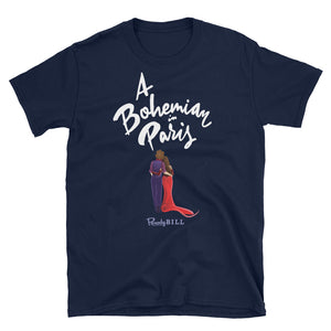 A Bohemian in Paris Graphic Tee