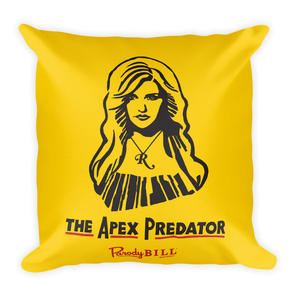 Apex Predator - Square Pillow