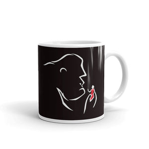 Beauty Tamed the Beast Mug