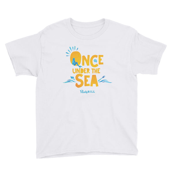 Once Under the Sea - Kids T-Shirt