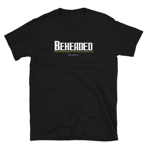Beheaded Graphic Tee (Simple)