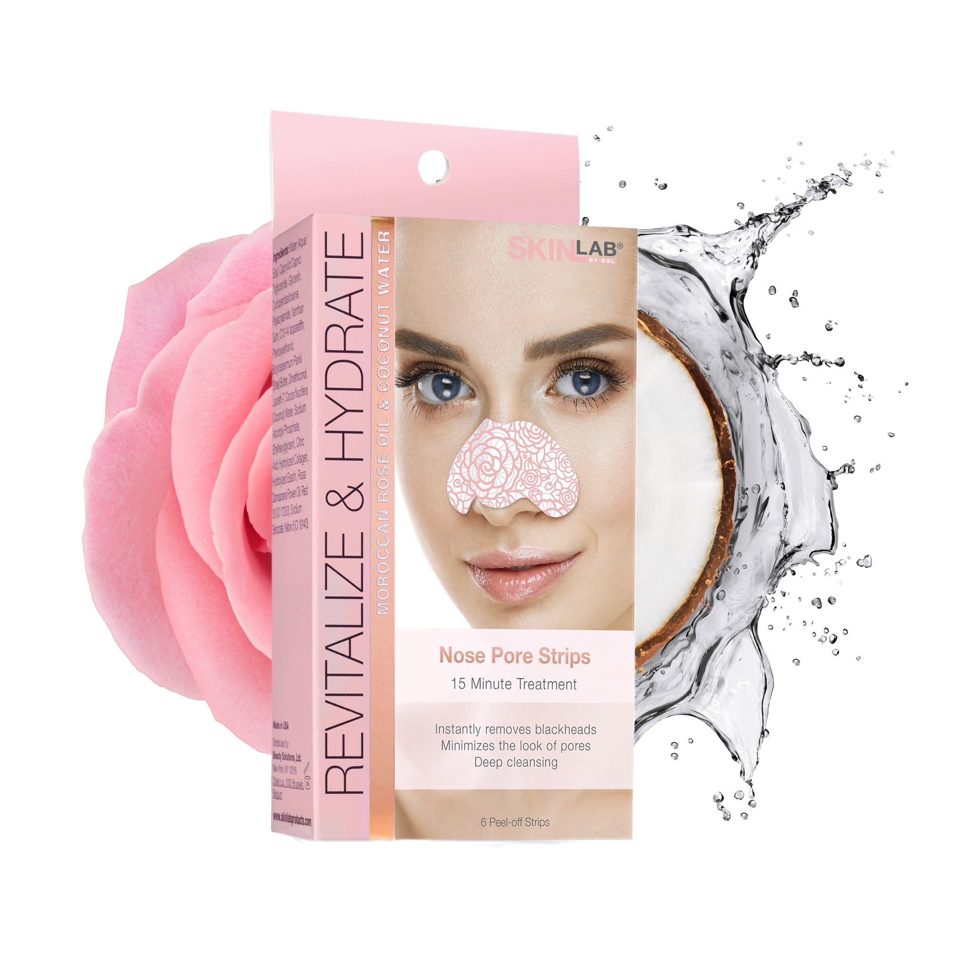 Revitalize & Hydrate Nose Pore Strips
