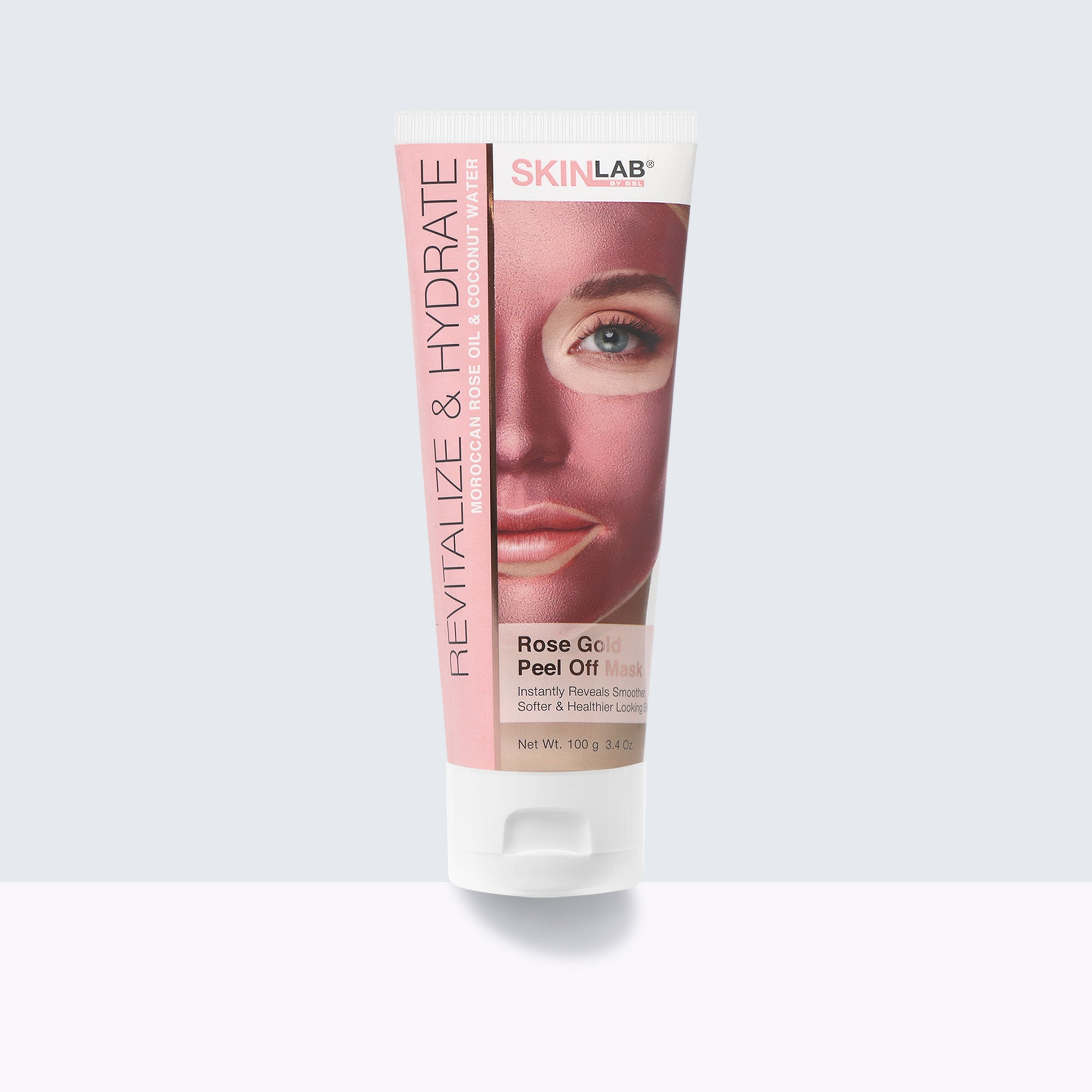 Revitalize & Hydrate Rose Gold Peel Off Mask