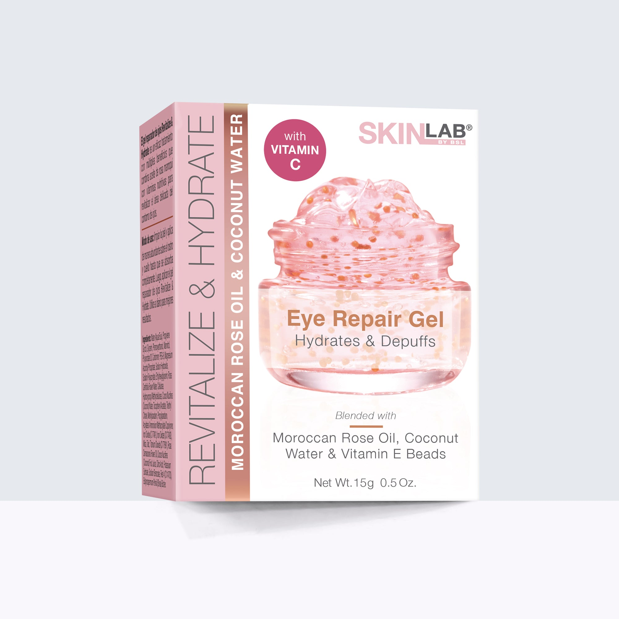 Revitalize & Hydrate Eye Repair Gel