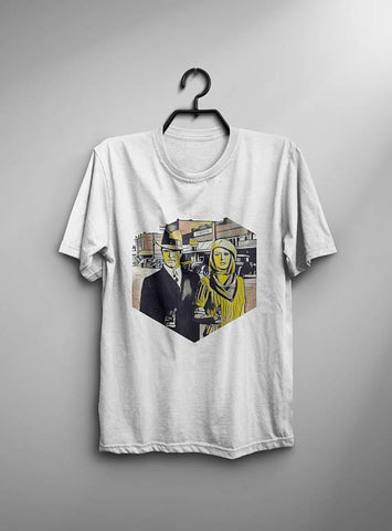 Bonnie & Clyde T-shirt Men Tshirt Male Fashion