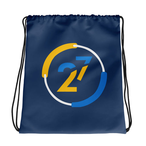 27 icon Drawstring bag