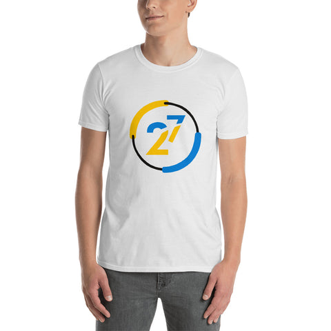 27 icon Mens Short-Sleeve T-Shirt