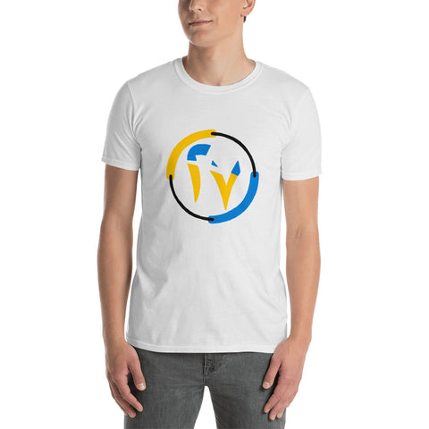 Arabic 27 Icon Mens Short-Sleeve T-Shirt
