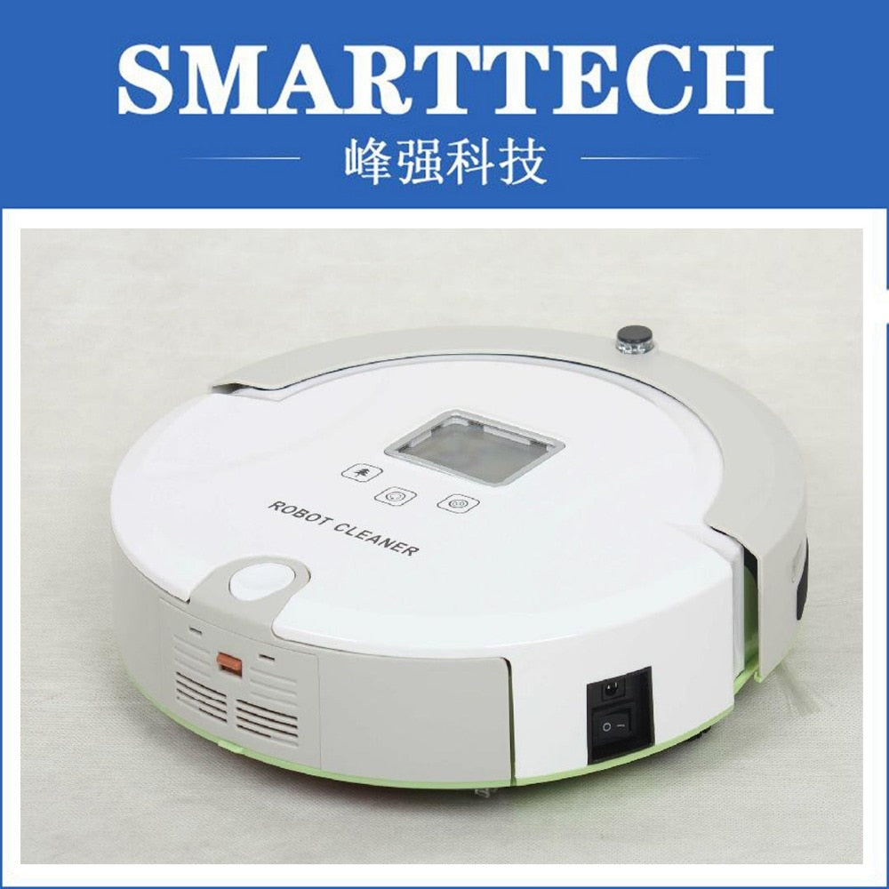 2017 special offer  smart cleaning robot vaccum by plastic injection mold with good quality and high efficiency in Shenzhen