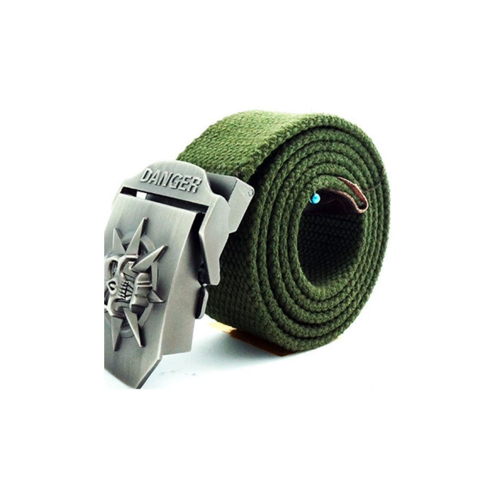 Tactical Belt Nylon New Style Belt for Men Adjustable Military Breathable Web Quick Release Belt Shantou