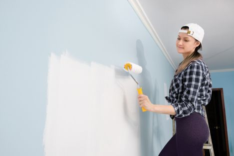 How to prime a wall to prepare wall for painting