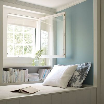 Increase ventilation by opening your windows
