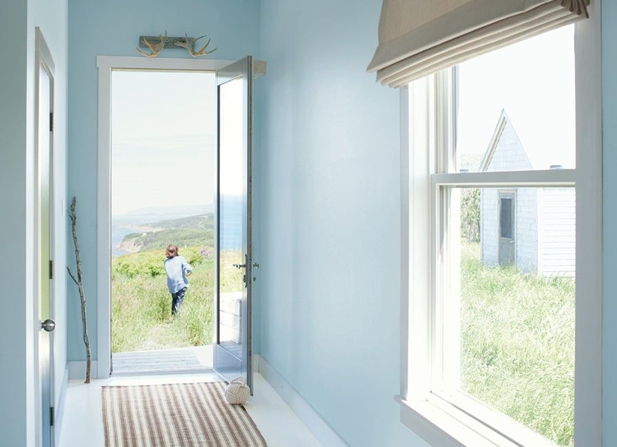 Benjamin Moore Color of the Year 2014 - Breath of Fresh Air 806