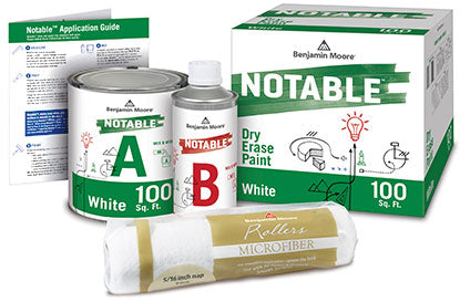 Notable Dry Erase Paint Kit