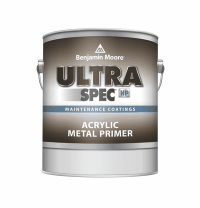 Ultra Spec® HP Acrylic Metal Primer